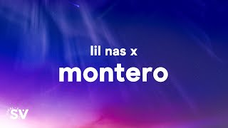 Lil Nas X - MONTERO (Call Me By Your Name) (Lyrics)