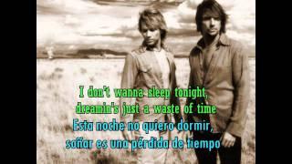 BON JOVI - All about lovin' you (lyrics - letra // subtitulado)