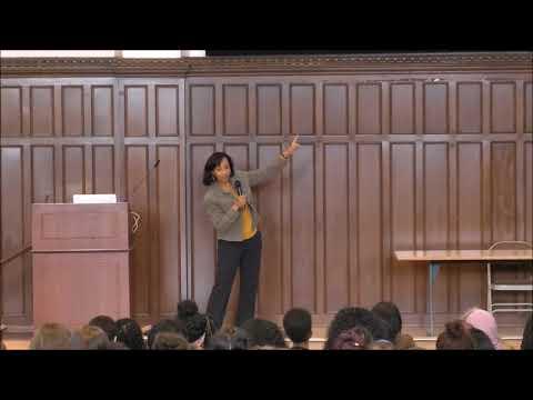 Dr  Anna Maria Rivas McGowan   Fordham University   March 9 2018