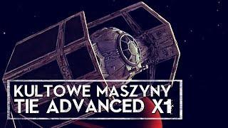Kultowe Maszyny: TIE Advanced X1 / Myśliwiec Lorda Vadera [HOLOCRON]