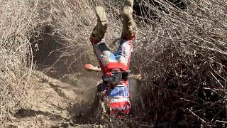 Extreme Enduro Carnage ☠️ Dirt Bikes Fails Compilation #3 by Jaume Soler