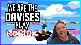 Altri difetti Roblox Mega Fun Obby EP-72 Noi siamo le Davises Gaming