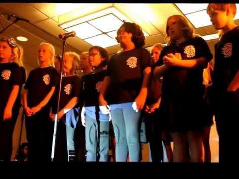 Sounds of David - Mariners Elementary School Choir - Nandito Ako