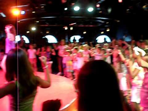 Alyson Stoner Dance class....again
