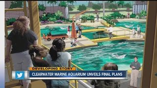 Clearwater Marine Aquarium Unveils Plans