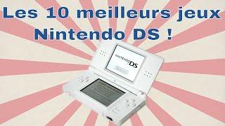 Le TOP 10 ULTIME des meilleurs jeux Nintendo DS !