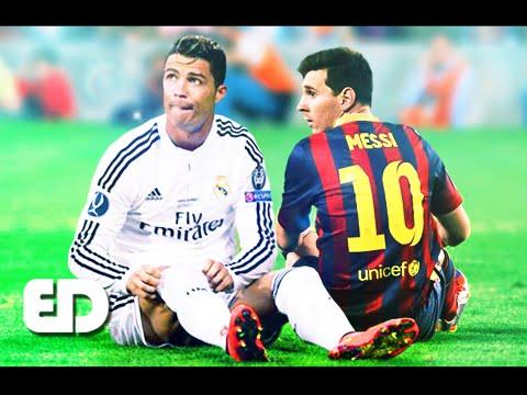 Messi vs Ronaldo HD 2015 - YouTube