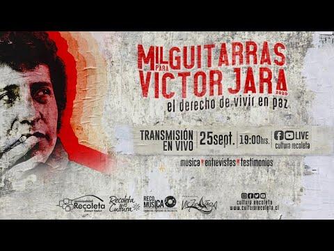 Mil Guitarras para Víctor Jara 2020