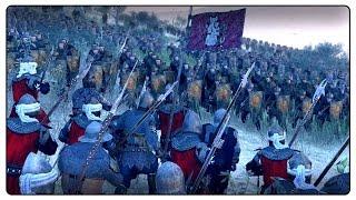GAME OF THRONES VS MEDIEVAL CRUSADERS - Seven Kingdoms/Medieval Kingdoms Total War Gameplay