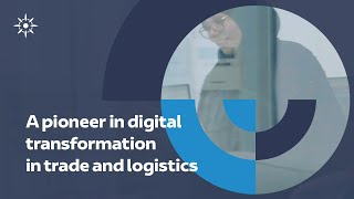 A pioneer of digital transformation in trade and logistics   Maqta Gateway