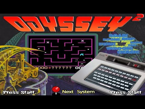 All Magnavox Odyssey 2 Games List
