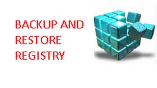 Registry Editor: Backup and Restore registry in Windows 7/ 8 | Free Tips and Tricks |