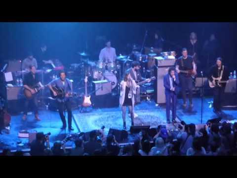 Fleetwood Mac Fest (Danny Masterson Adam Busch Bijou Philips) Second Hand News (Fonda L.A CA 2/9/16)