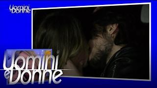 Uomini e Donne, Trono Classico - Il primo bacio di Luca e Giulia