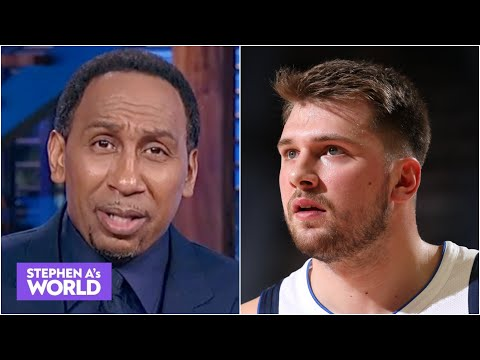 Will Luka Doncic become the greatest Maverick ever? | Stephen A's World