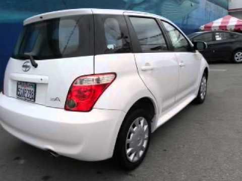 2006, SCION, XA, Marina Del Rey Toyota, CA