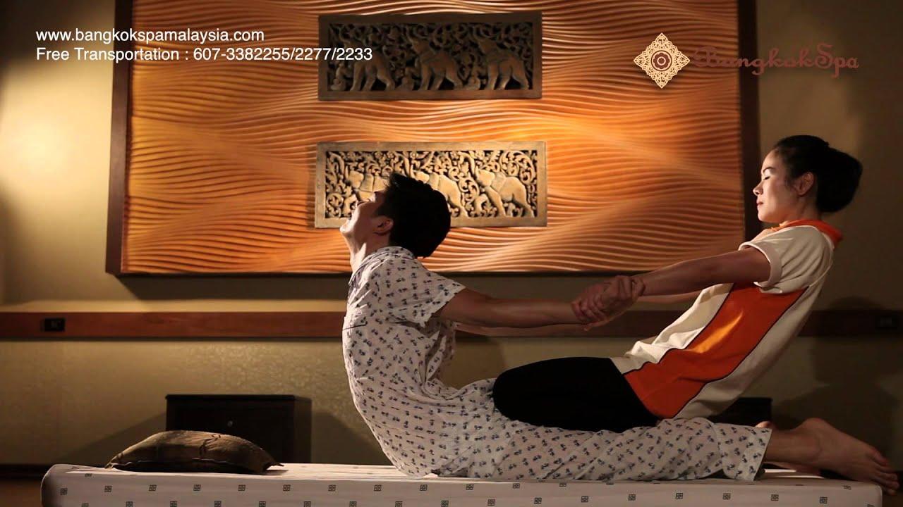 BANGKOK SPA  Traditional Thai Massage in Johor Bahru