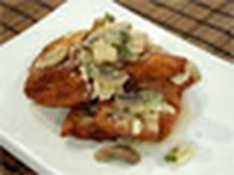 Pez de espada empanado con queso fresco receta mira la for Pez espada fresco