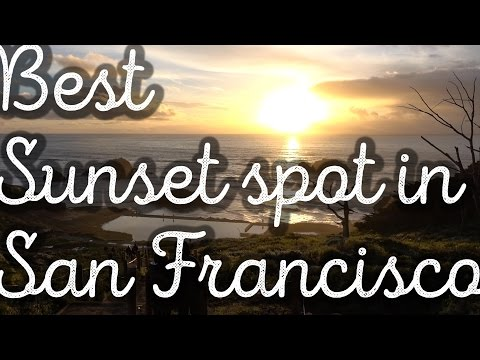 BEST PLACE TO WATCH SUNSET SAN FRANCISCO!! VLOG: 182.5