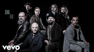 Zac Brown Band - Homegrown (Live on SNL)