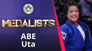 ABE Uta Gold medal World Judo Championships Tokyo 2019