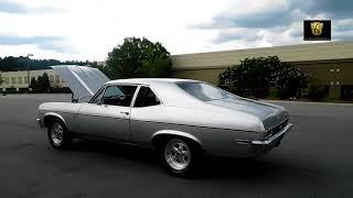 1972 Chevrolet Nova -  Atlanta Showroom - Stock # 808
