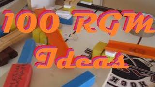 100 Rube Goldberg Machine Ideas (PART 1)