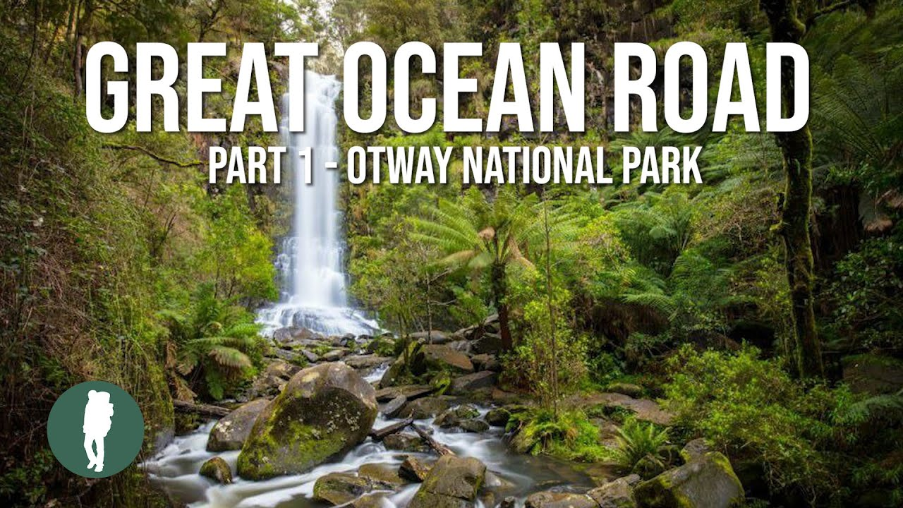 Great Ocean Road, Australia in HD, Part 1 - Otway National ...