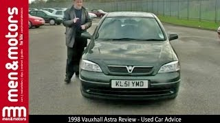 1998 Vauxhall Astra Review - Used Car Advice