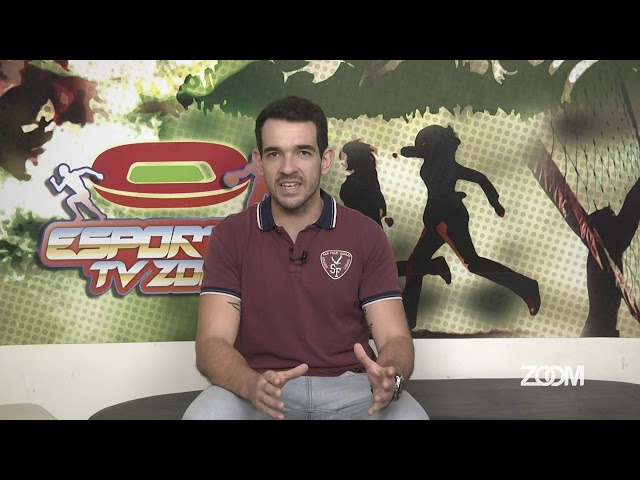 16-03-2020 - ESPORTES TV ZOOM