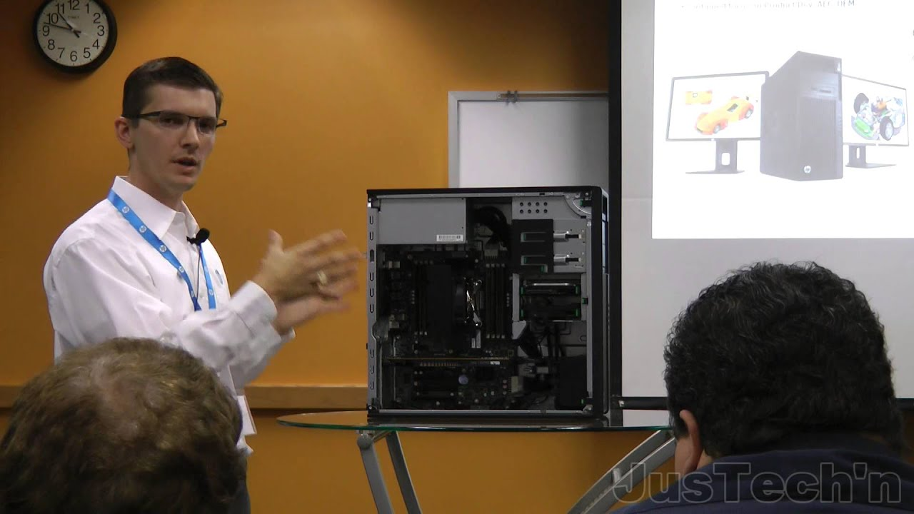 HP Z440 Workstation Technical Overview
