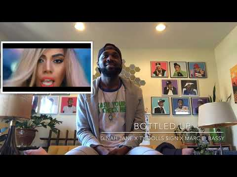 ((REACTION)) Bottled Up - Dinah Jane X Ty Dolla $ign X Marc E. Bassy