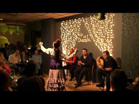 Flamenco @ Cafe del Duende, Valencia