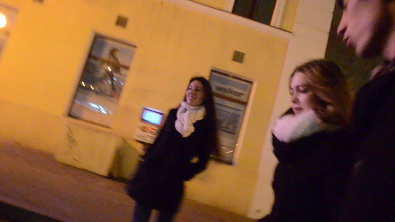 знакомство на улице с девочками