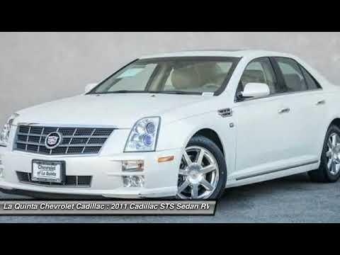 2011 Cadillac STS La Quinta CA C271712A. La Quinta Chevrolet