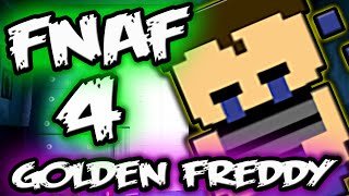 FNAF 4 FREDBEAR SECRET!! || Crying Child is GOLDEN FREDDY? || Five Nights at Freddy's 4 Explained