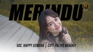 HAPPY ASMARA - MERINDU [ Dj Remix ] ( Official Music Video )