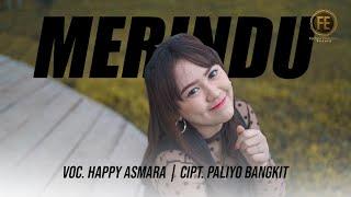 HAPPY ASMARA - MERINDU [ Dj Remix ] ( Official Music Video )