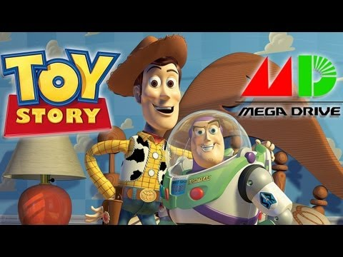 Toy Story - Walkthrough with all stars and secrets