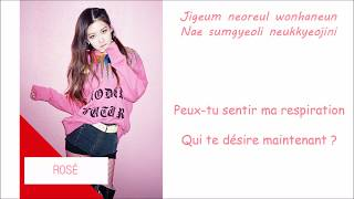 [FR/CC/ROM] BLACKPINK - As If It's Your Last