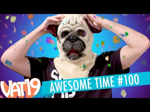 Controller Chaos, Kan Jam, and Talking Animal Masks | A.T. #100