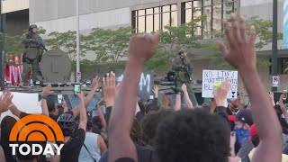Nationwide Protests Intensify Over Death Of George Floyd | TODAY