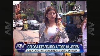 """top mujeres celosas nivel dios """"escandalo"""" viral"""