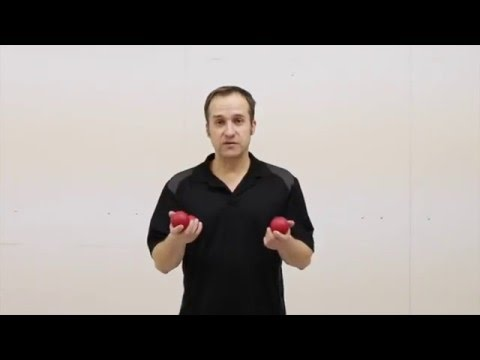 3 Ball Juggling Ep. 6 - Multiplex Throws