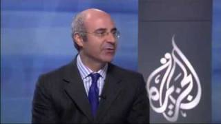 Al Jazeera TV. Interview with William Browder.