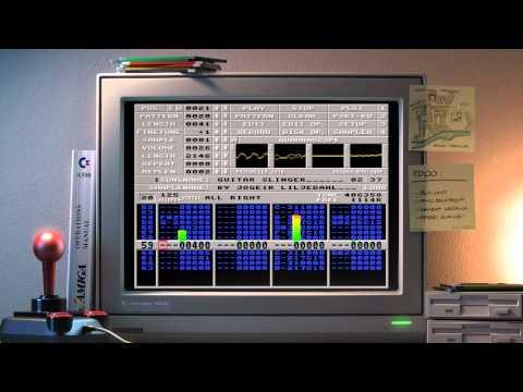 Amiga music: Jogeir Liljedahl - Guitar Slinger (Dolby Headphone)