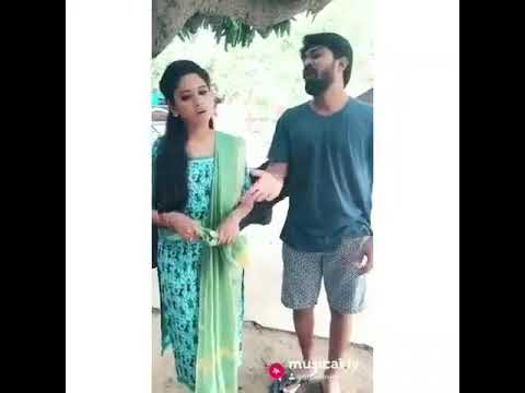Vijay tv  ஈரமான ரோஜாவே Actors superb DUBSMASH