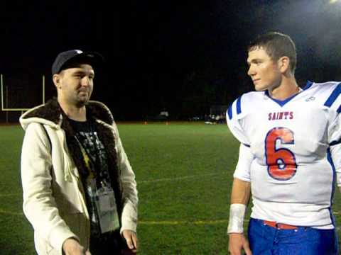 Interview With Class Of 2014 QB Jared Tobey Of Saint Clair