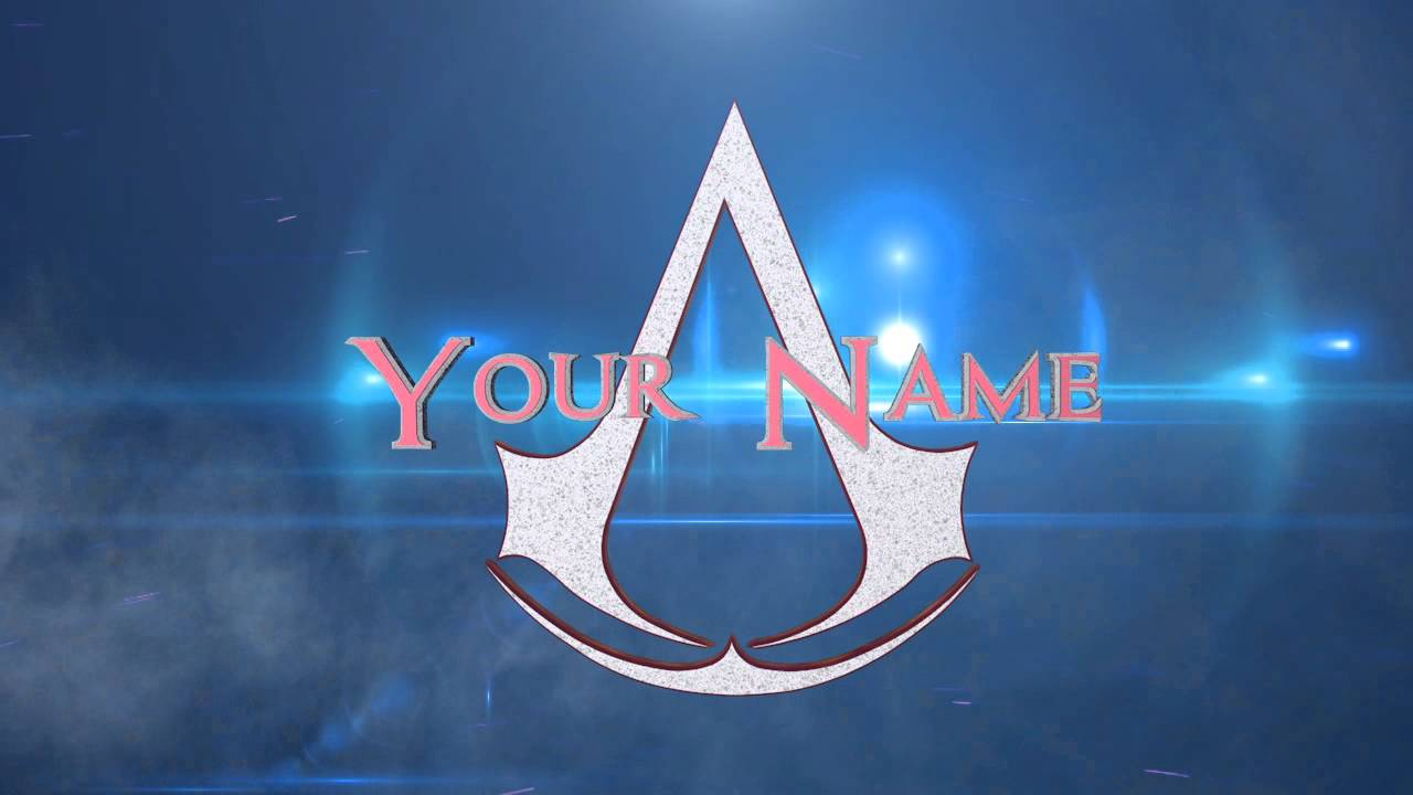 After Effects C4d Assassin S Creed Free 3d Intro