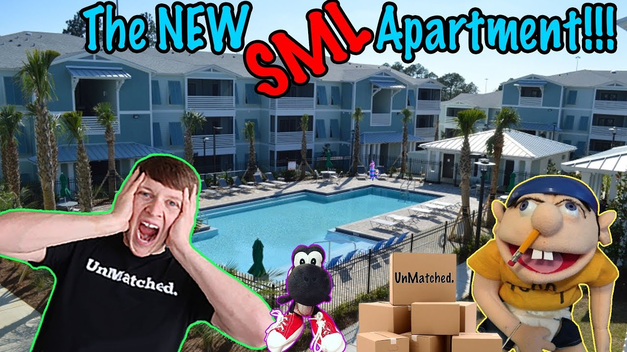 The NEW SML Apartment!!!